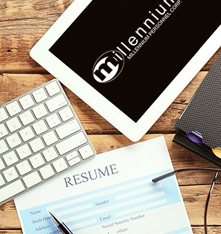 Resume Writing Services New York City Millennium Personnel Corp