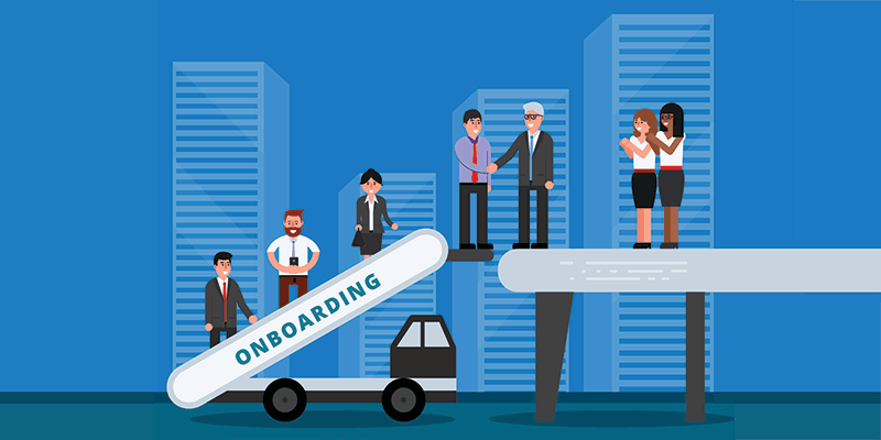 Top Five Ways to Make the Onboarding Process Positive